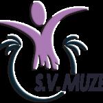 Muze logo met tekst